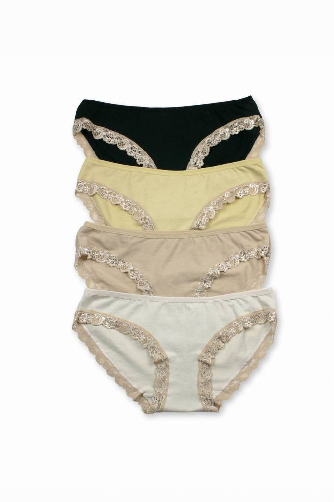 Cake Lingerie Cotton Knicker Pack