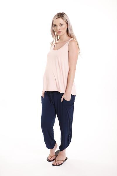 Bamboo Body Pocket Pants