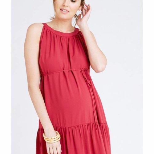 Ripe Panelled Peasant Dress