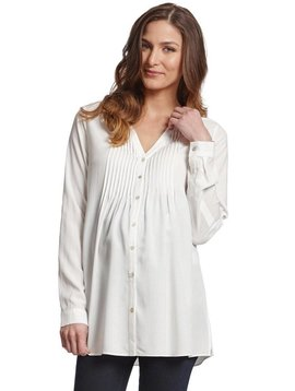 Seraphine Fern Pleated Blouse
