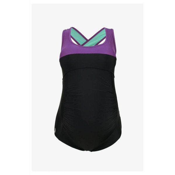 Smoothie One Piece Maternity Swimsuit