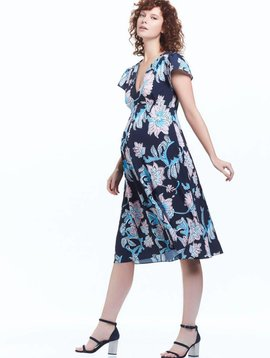 Soon Julianne Midi Dress