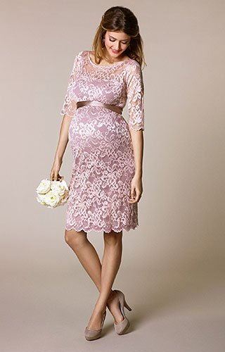 Tiffany Rose Maternity Wear Australia Amelia Lace Maternity Dress