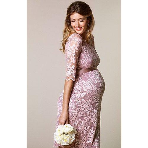 Tiffany Rose Maternity Wear Australia Amelia Lace Maternity Dress
