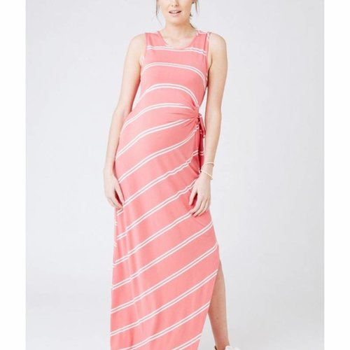 Ripe Side Tie Maxi Dress