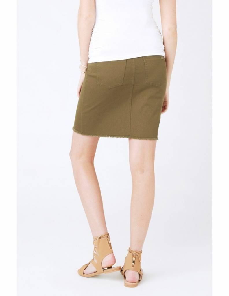 Ripe Isla Canvas Skirt