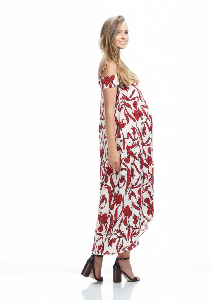 Soon Candice Cold Shoulder Dress