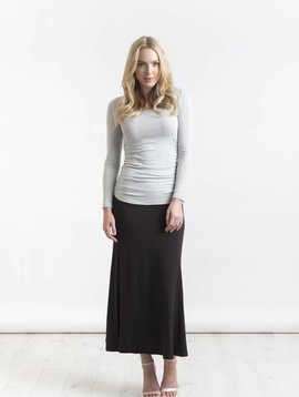 Bamboo Body Long Bamboo Skirt