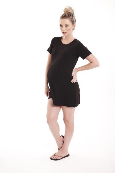 Bamboo Body Bamboo T-Shirt Dress