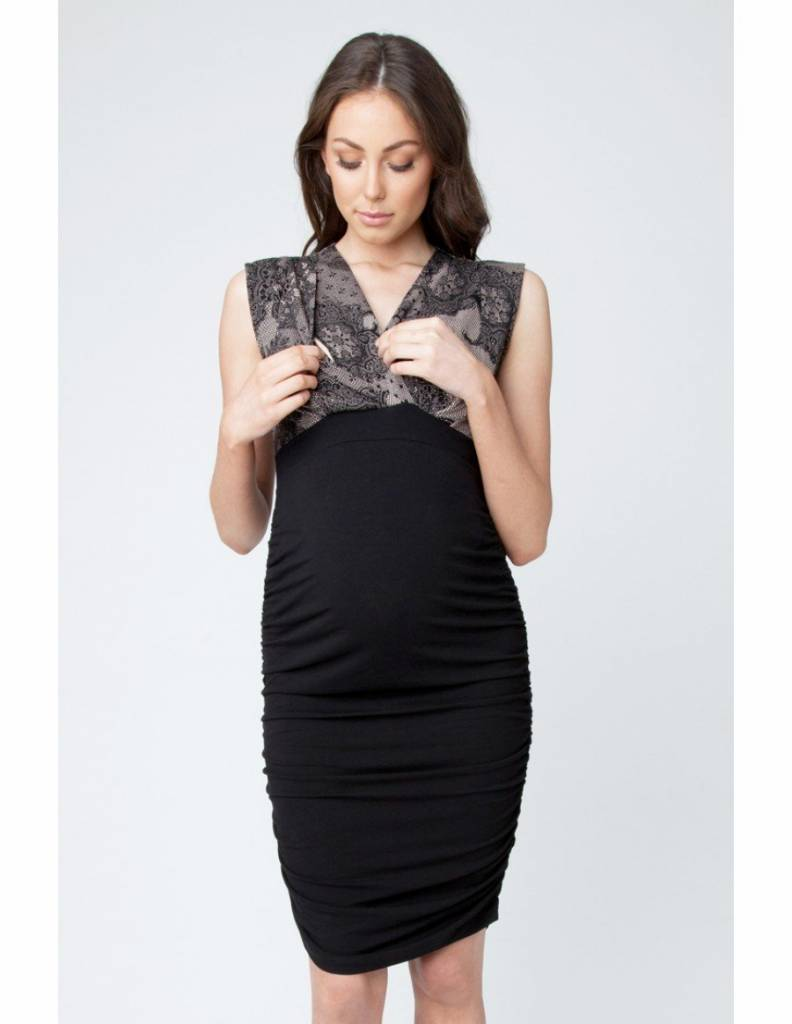 Ripe Chantilly Nursing Dress