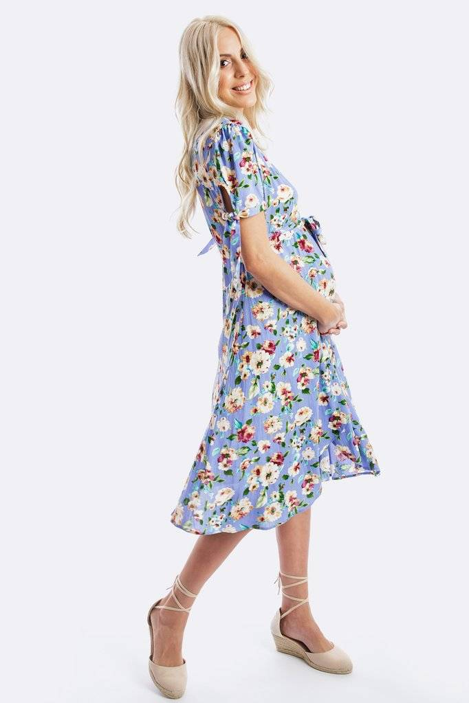 Maive & Bo Mia Wrap Dress