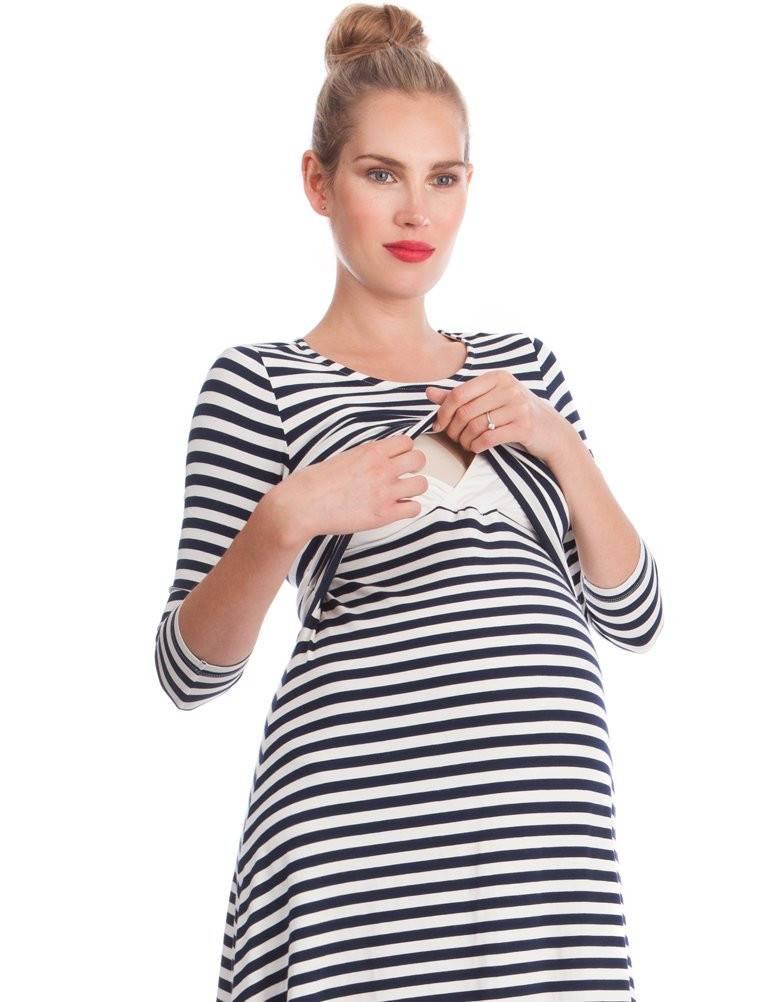 Seraphine Nadia Nautical Dress