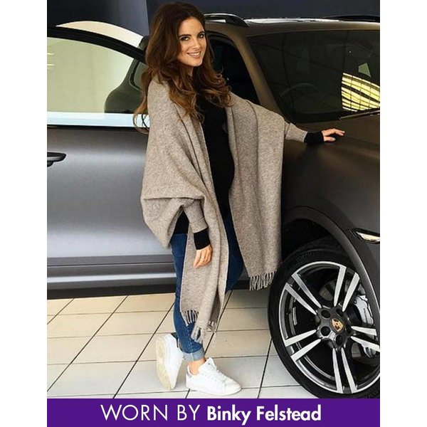 Rudy Luxury Maternity & Nursing Shawl