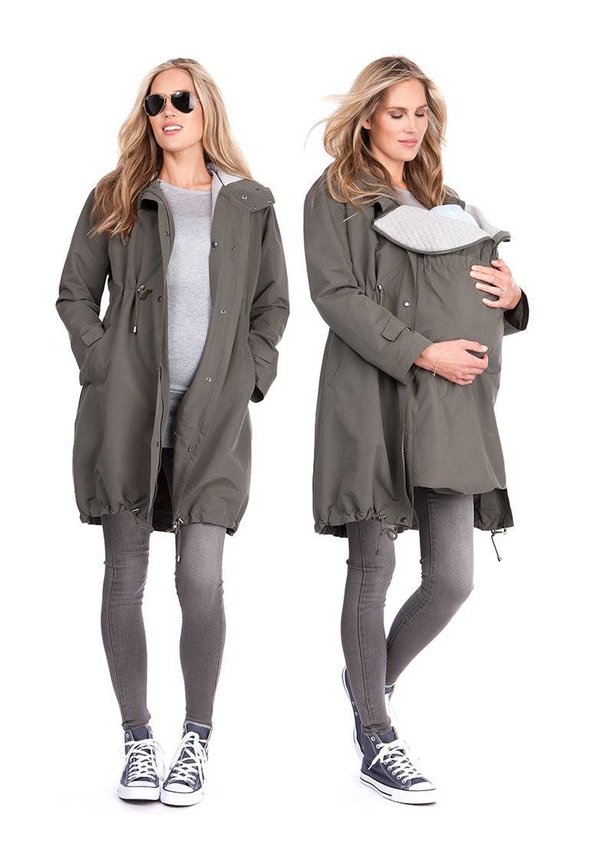 Richmond 3 in 1 Maternity Parka