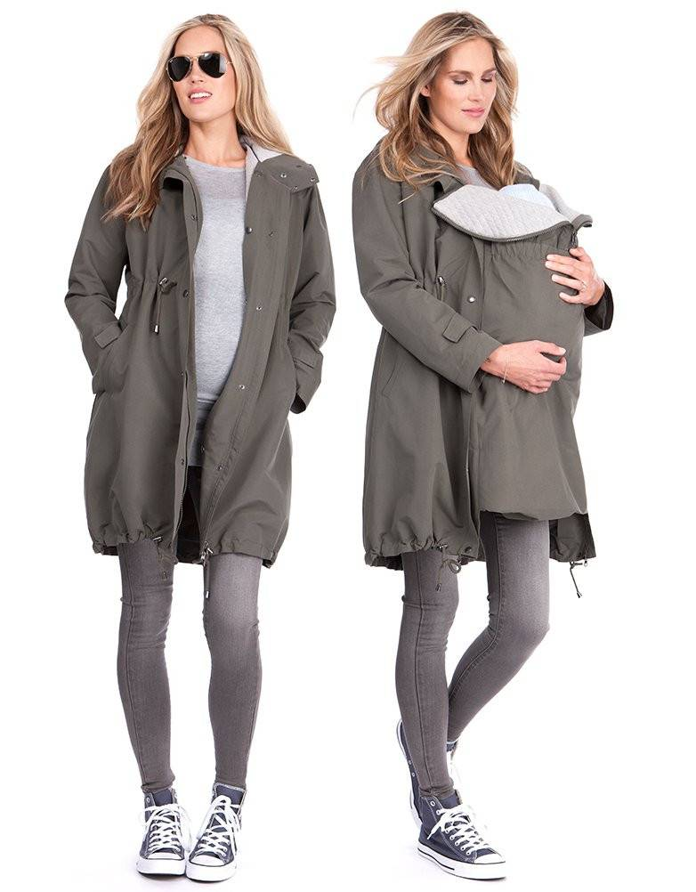 Seraphine Richmond 3 in 1 Maternity Parka