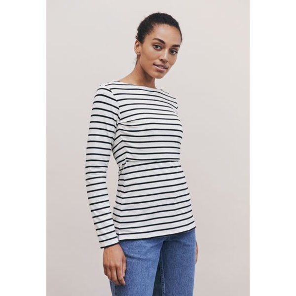 Simone Long-Sleeved Nursing Top