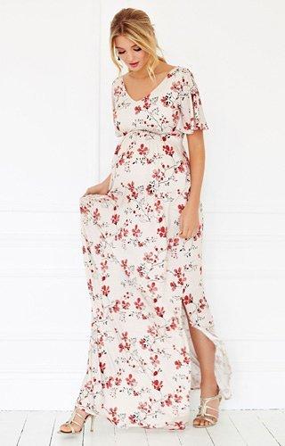 Tiffany Rose Maternity Wear Australia Kimono Maxi Dress