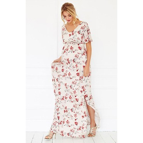 Tiffany Rose Maternity Wear Australia Kimono Maxi Dress