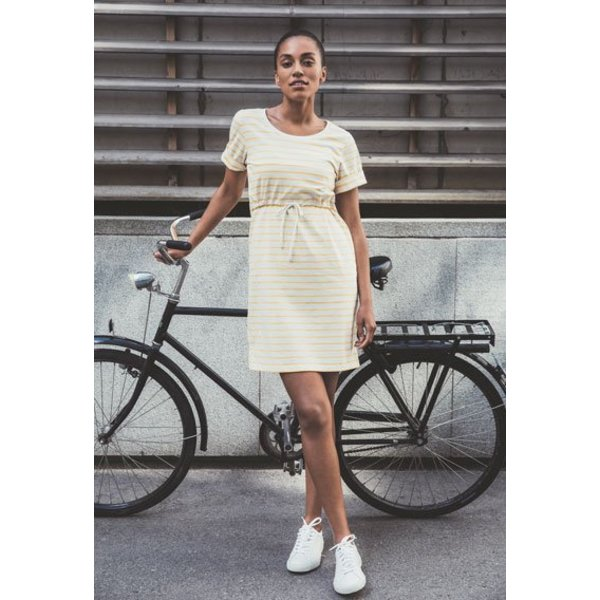 Simone Short Sleeve Nursing Dress