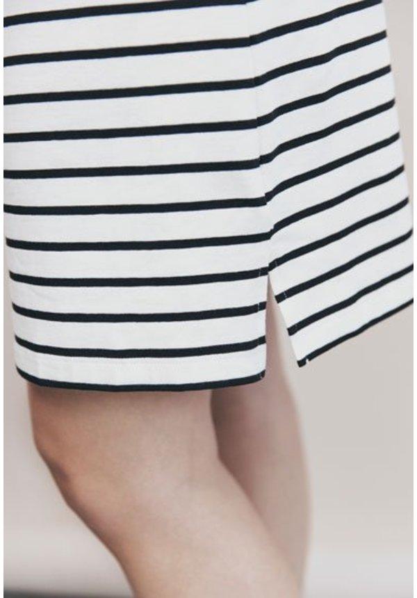 Simone Short Sleeve Nursing Dress
