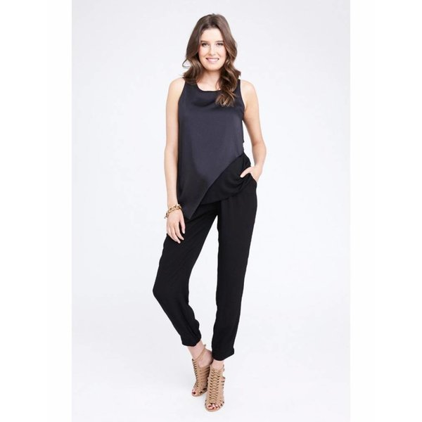 Asymmetric Nursing Top
