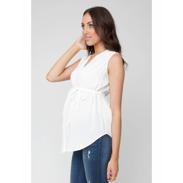 April Nursing Tunic Top