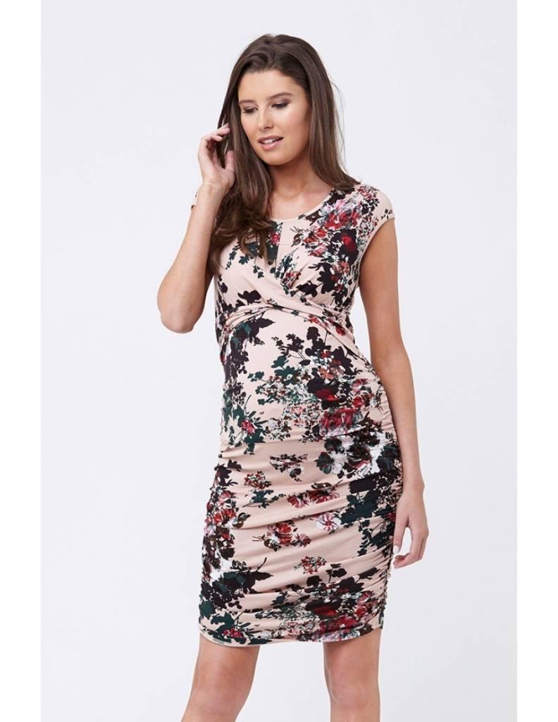 Ripe Blossom Cross Your Heart Dress