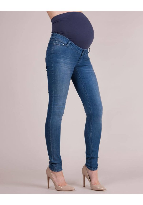Finch Over Bump Jeans