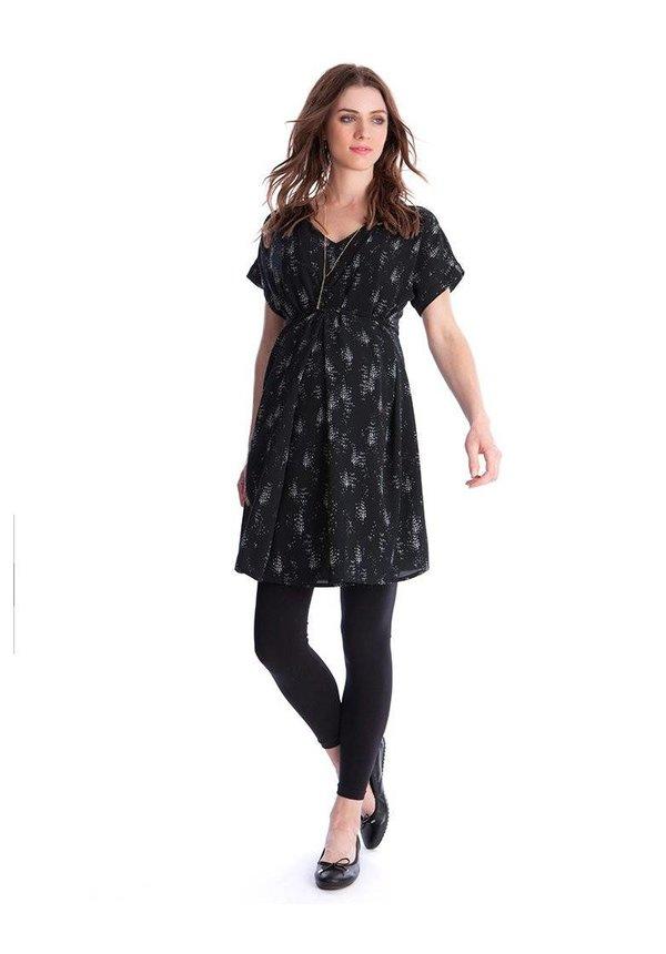 Vanya Woven Nursing Dress