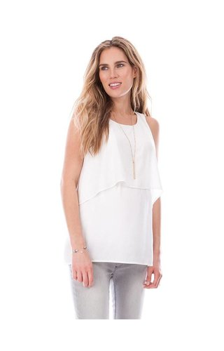 Seraphine Sandra Double Layer Top