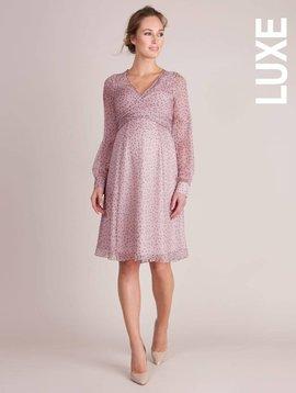 Seraphine Avita Silk Wrap Dress