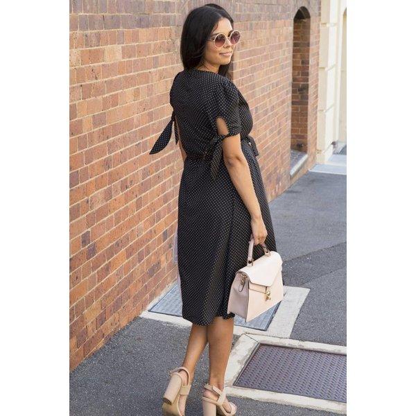 Mia Wrap Dress