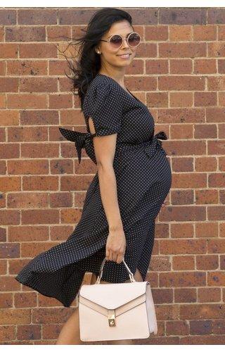 Maive & Bo Mia Wrap Dress