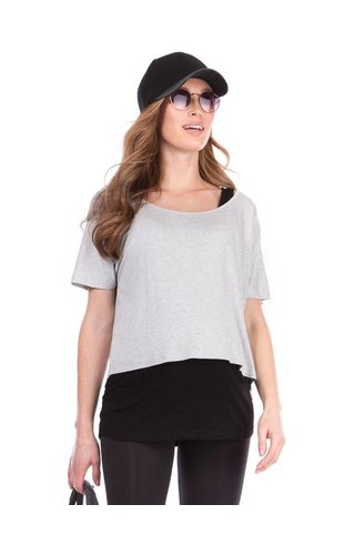 Seraphine Sonya Two Layer Top