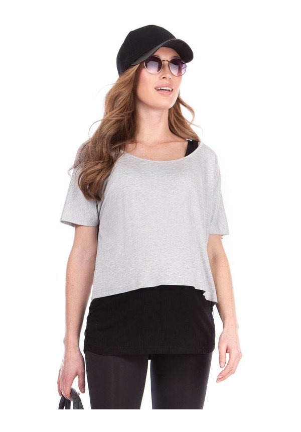 Sonya Two Layer Top