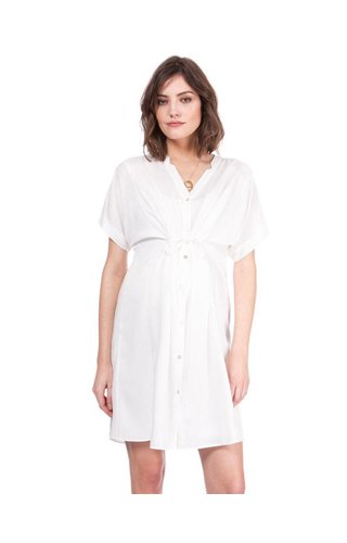 Seraphine Fabienne Oversized Shirt Dress