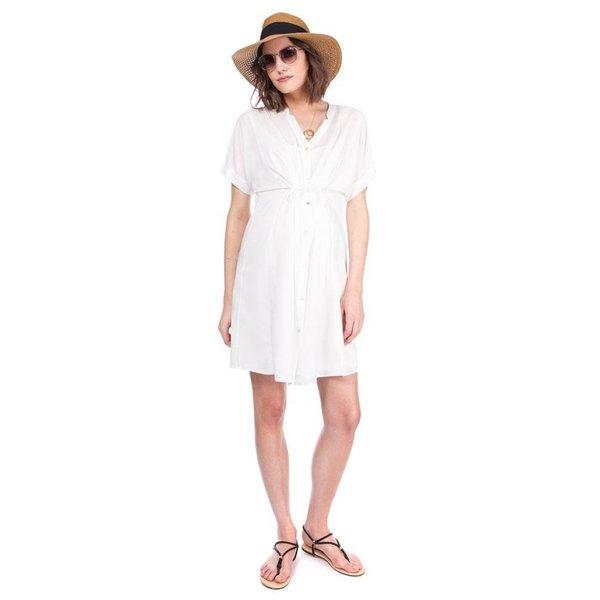 Fabienne Oversized Shirt Dress
