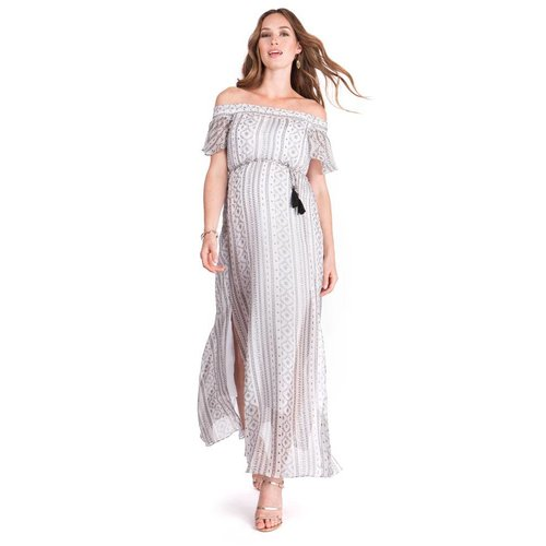 Seraphine Monique Ruffle Maxi Dress