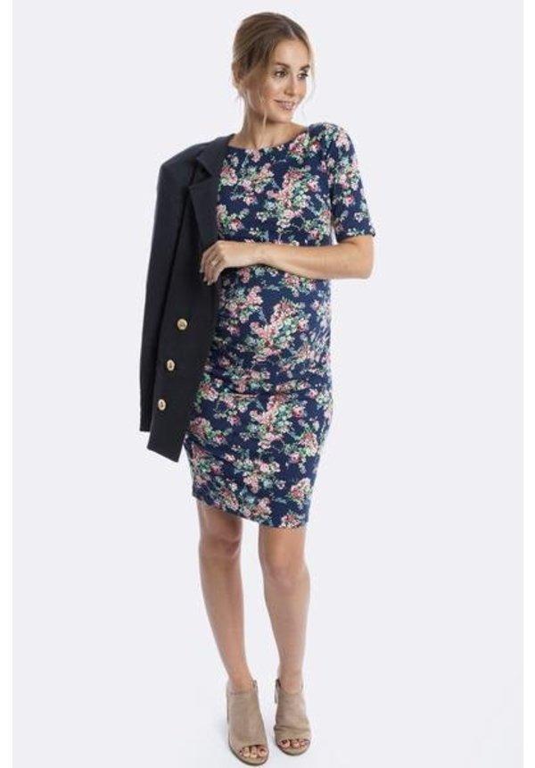 Luella Maternity and Nursing Dress