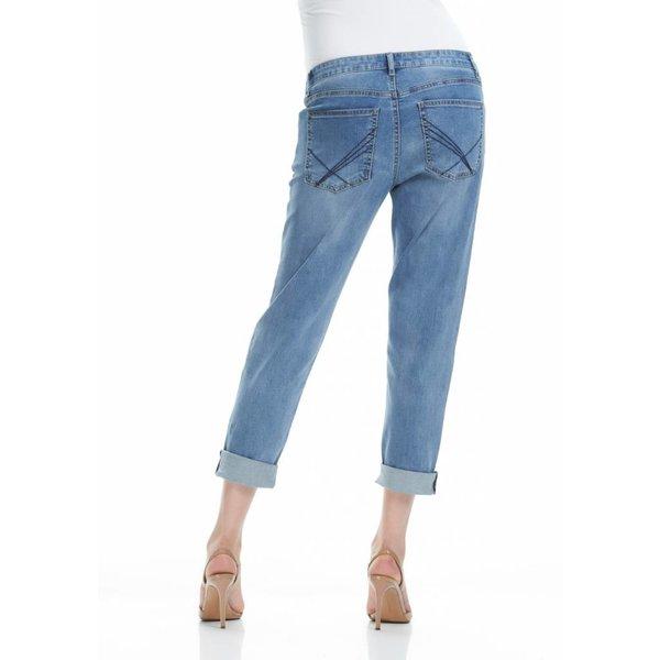 Mila Slim Boyfriend Jeans