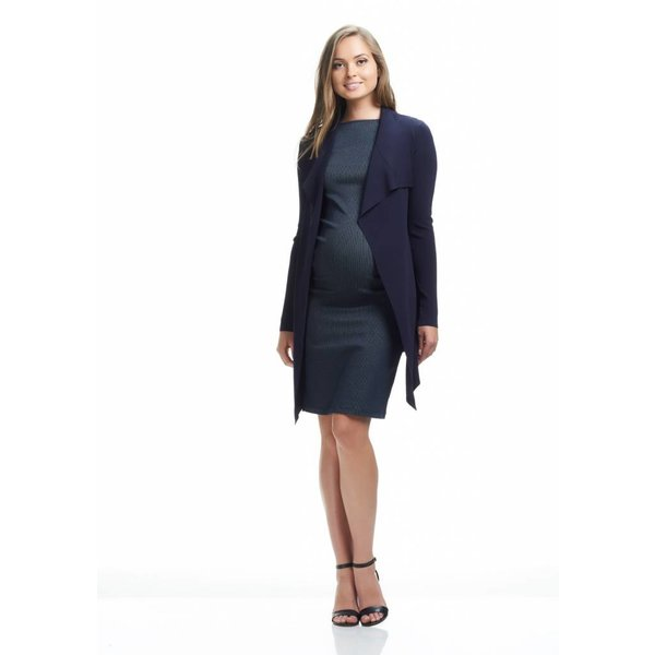 Scarlett Milano Knit Maternity Cardigan