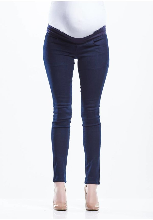 Essential Under Bump Denim Pant