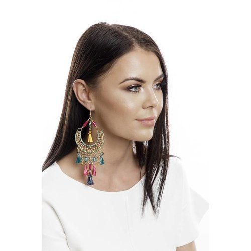 Iskia Boho Babe Earrings