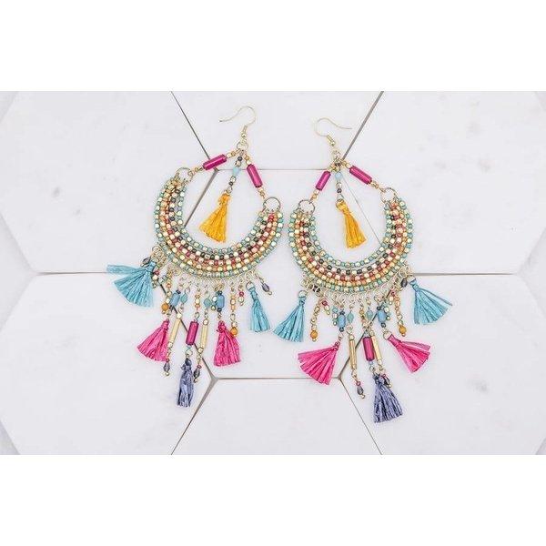 Boho Babe Earrings