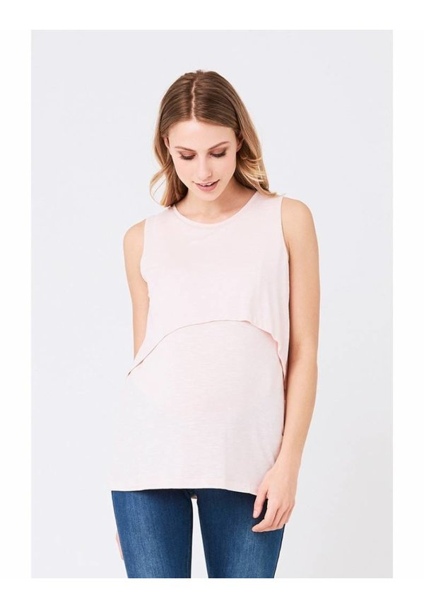 Summer Swing Back Nursing Tank