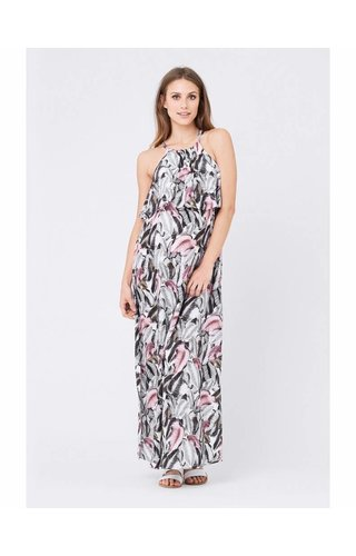 Ripe Kresna Halter Nursing Dress
