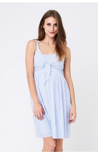 Ripe Sally Tie Front Nursing Dress