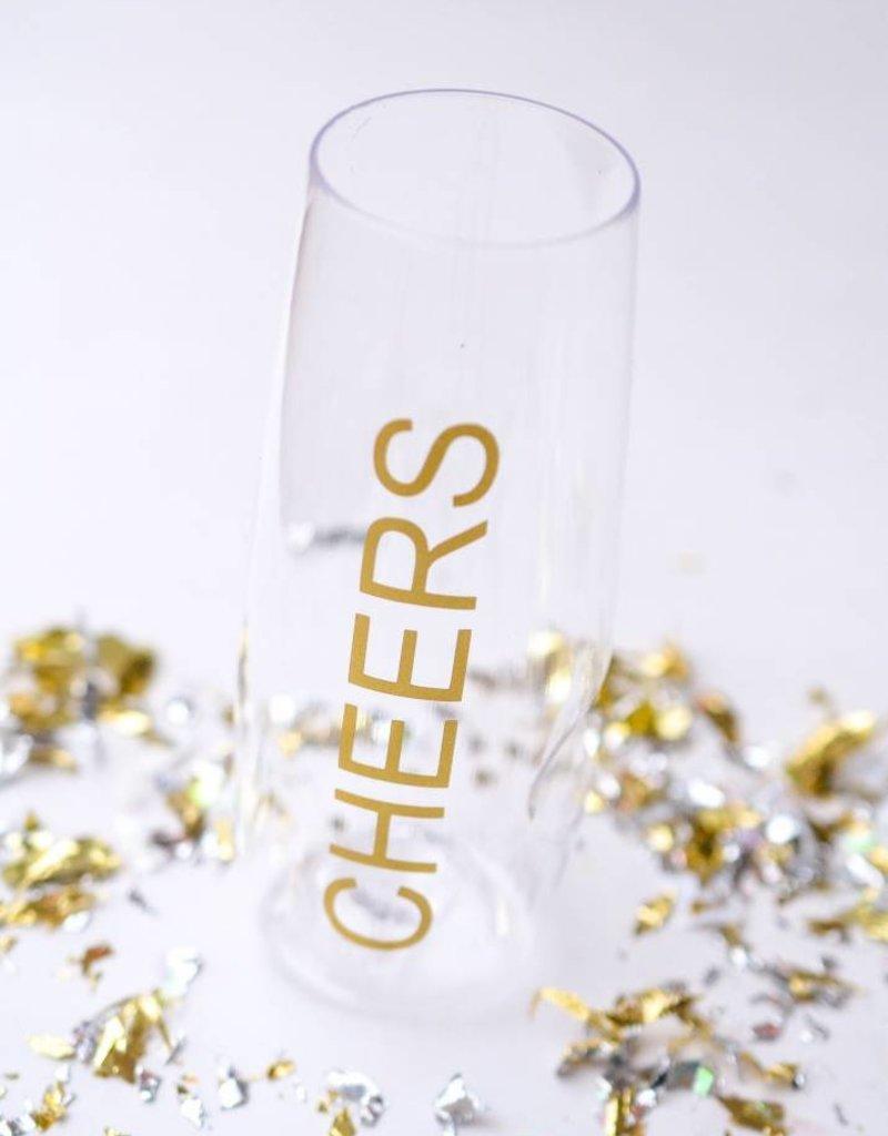 cheers champagne flutes lr magazine street