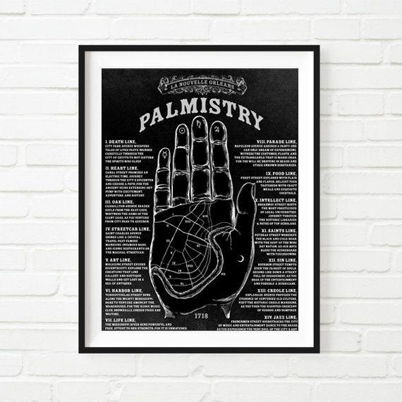 """""""Palmistry"""""""