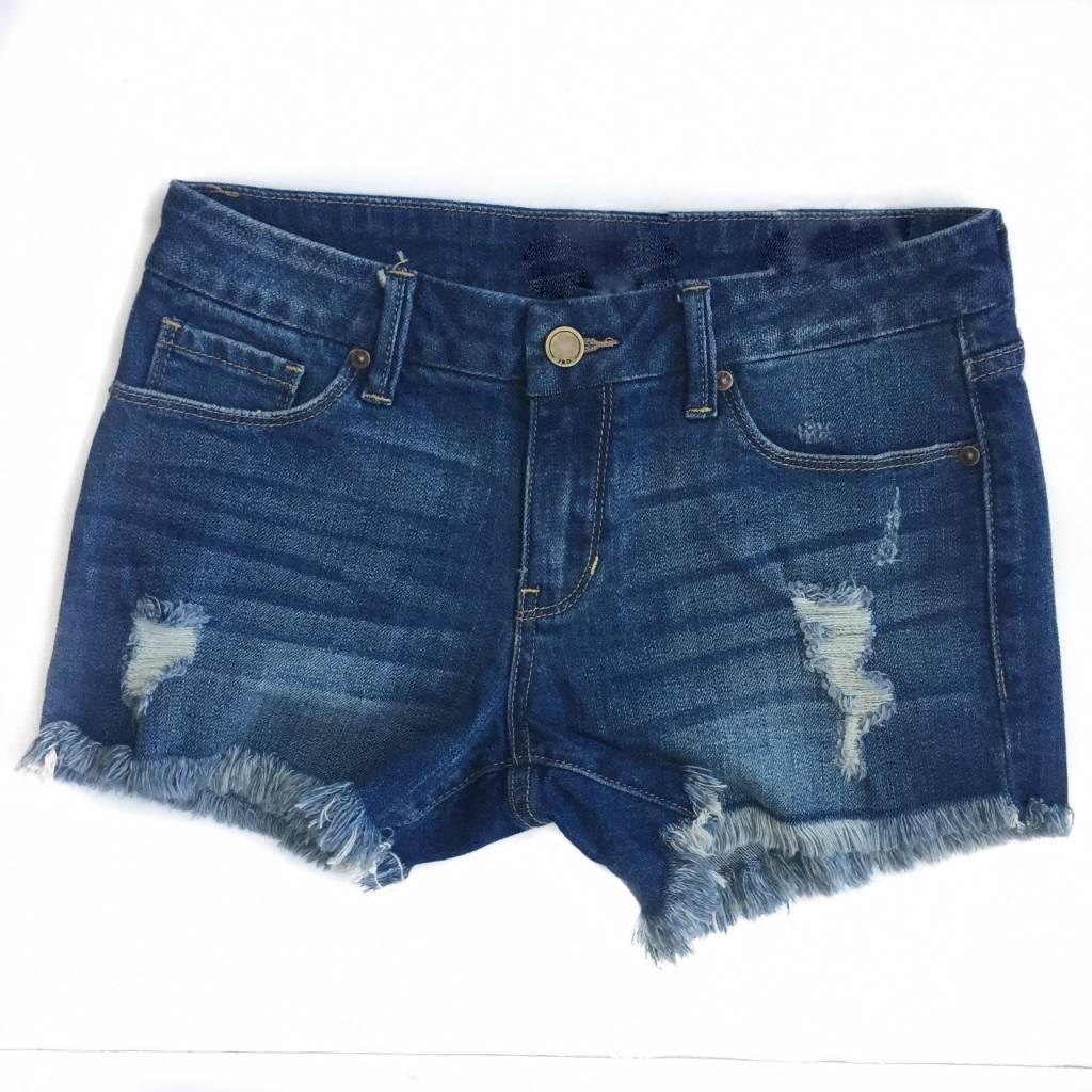 Medium Destroyed Demin Shorts